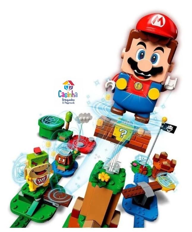 Lego Aventuras com Mário - Início Primeira Fase 71360