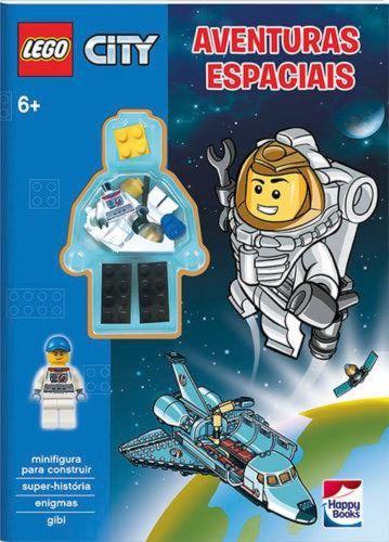 Lego City: Aventuras Espaciais