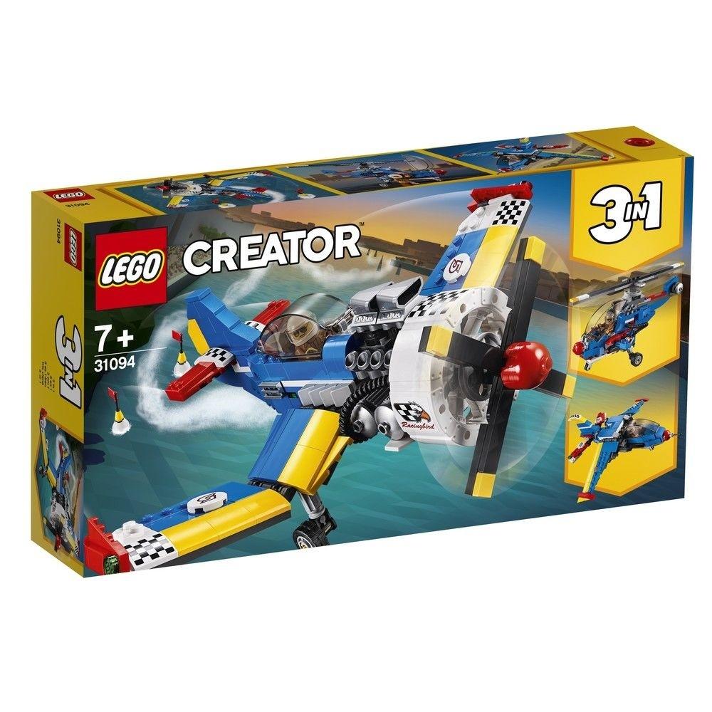 Lego Creator Avião de Corrida 3 em 1  31094