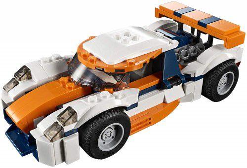 Lego Creator Carro de Corrida Sunset 3 em 1 31089