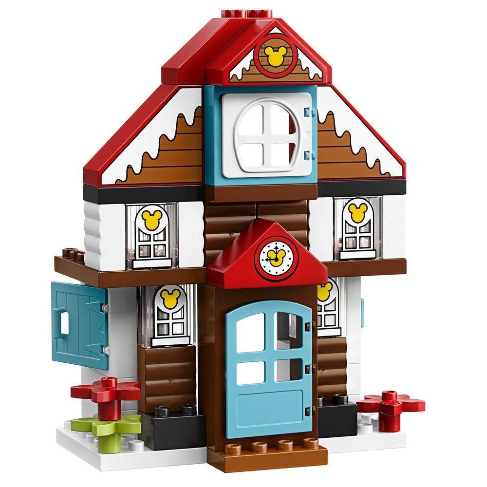 Lego Duplo A Casa De Férias Do Mickey 10889