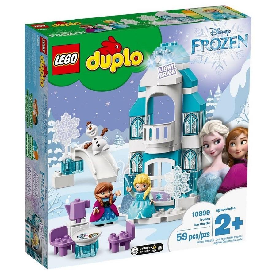 Lego Duplo Disney Frozen 2 Castelo de Gelo 10899