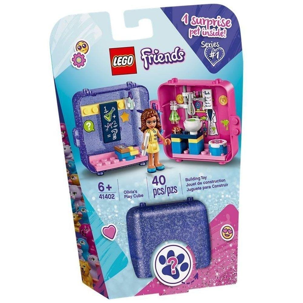 Lego Friends Cubo de Brincar da Olivia 40 Peças 41402