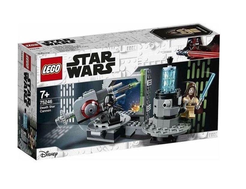 Lego Star Wars Canhão Da Estrela Da Morte 75246