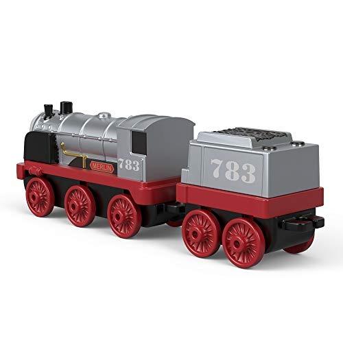 Locomotiva Merlin O Invisível Thomas E Seus Amigos Fisher-Price