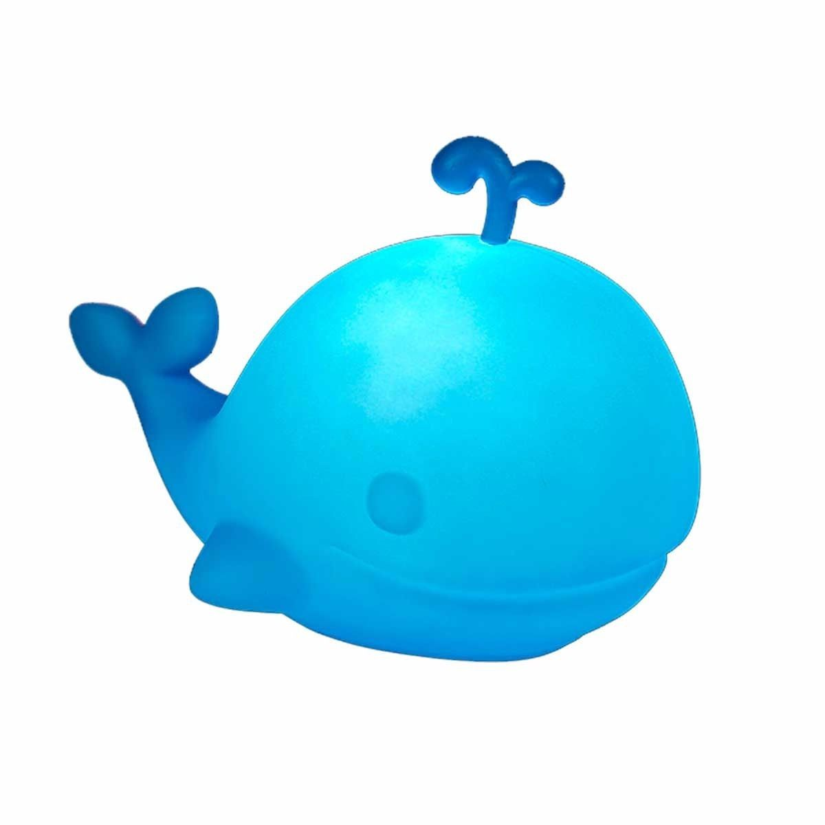 Luminaria Baleia Azul Usare