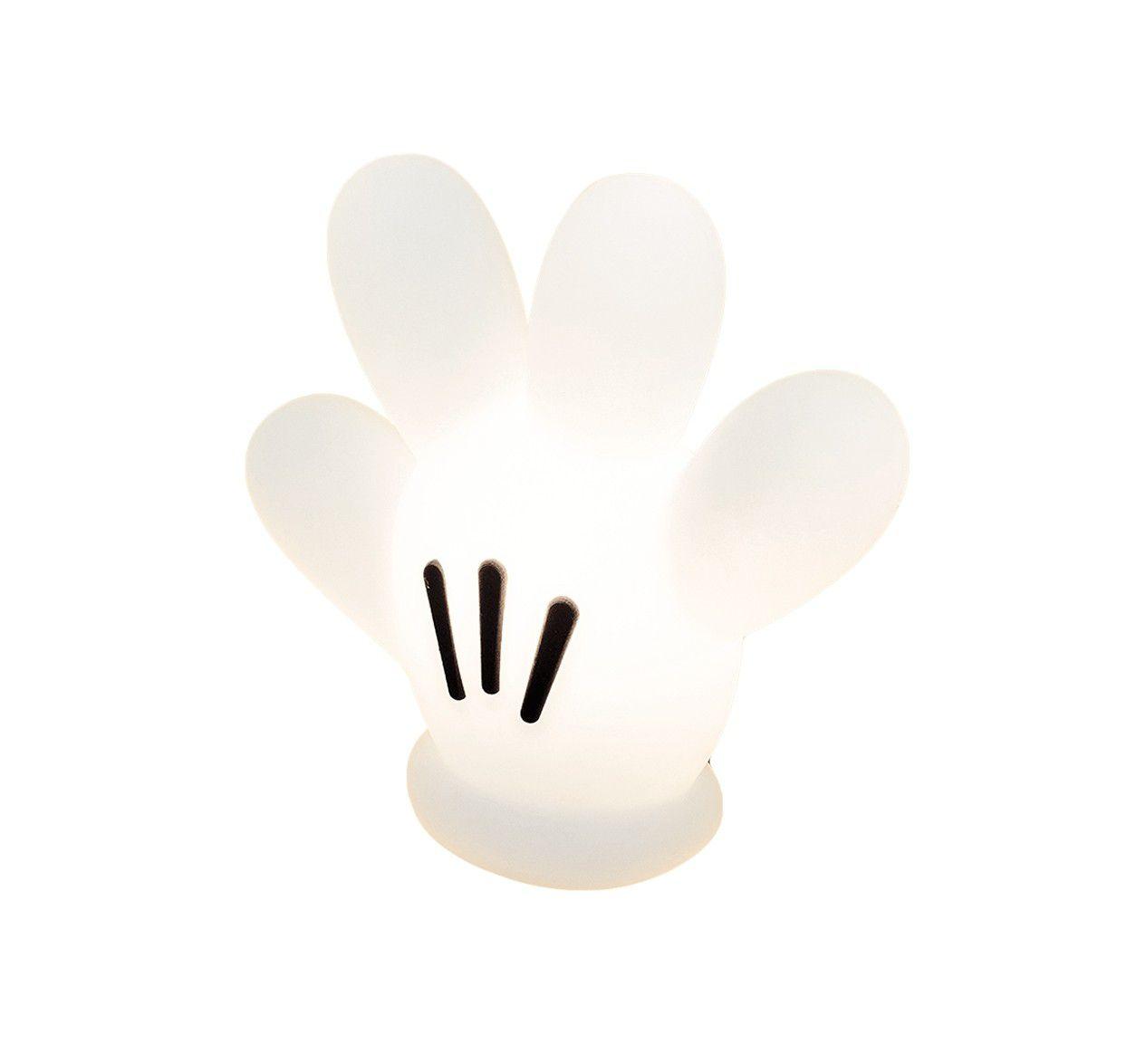 Luminária Luva Mickey Usare