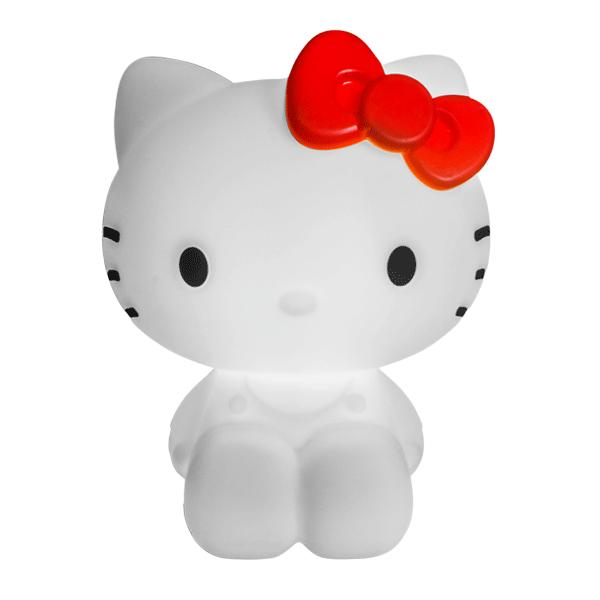 Luminária Temática Hello Kitty 32cm De Altura Usare