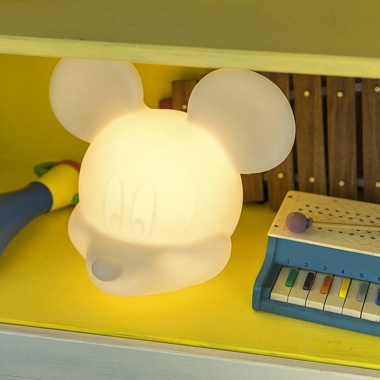 Luminária Temática Mickey 26 cm De Altura Usare