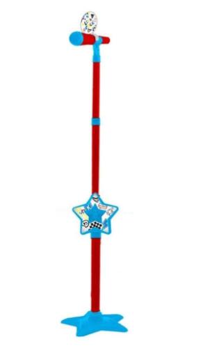 Microfone Infantil com Pedestal Karaokê Musical Show Toyng