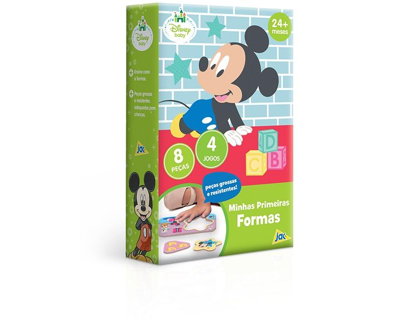 Minhas Primeiras Formas Baby Disney 2691 Toyster
