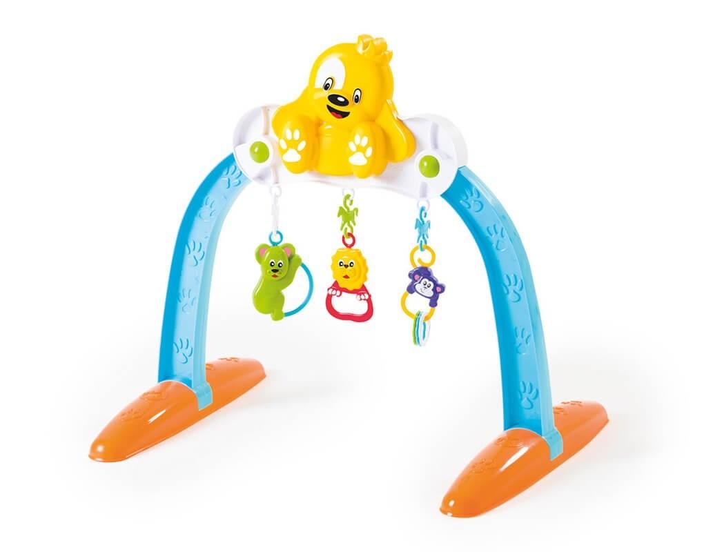 Móbile Baby Gym Pet Centro De Atividades Calesita