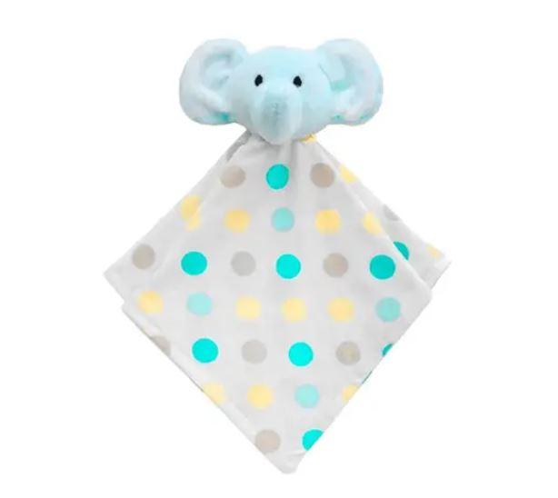 Naninha Azul Elefantinhos Doces Sonhos Buba