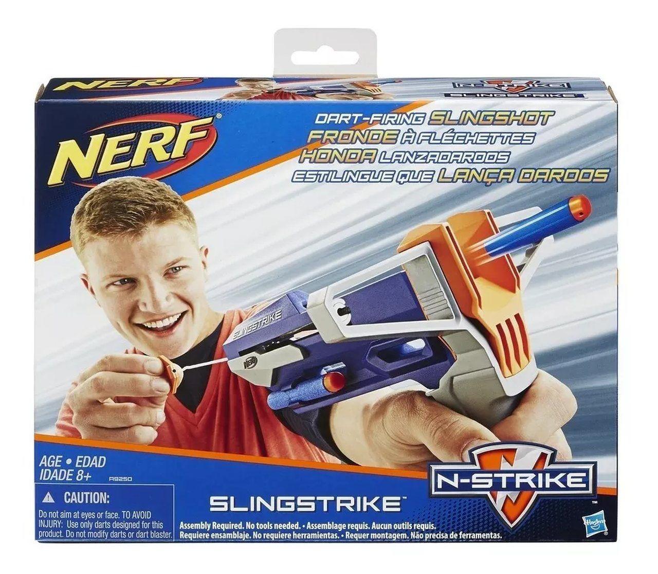 Nerf N-strike Elite - Slingshock Slingstrike - Hasbro A9250
