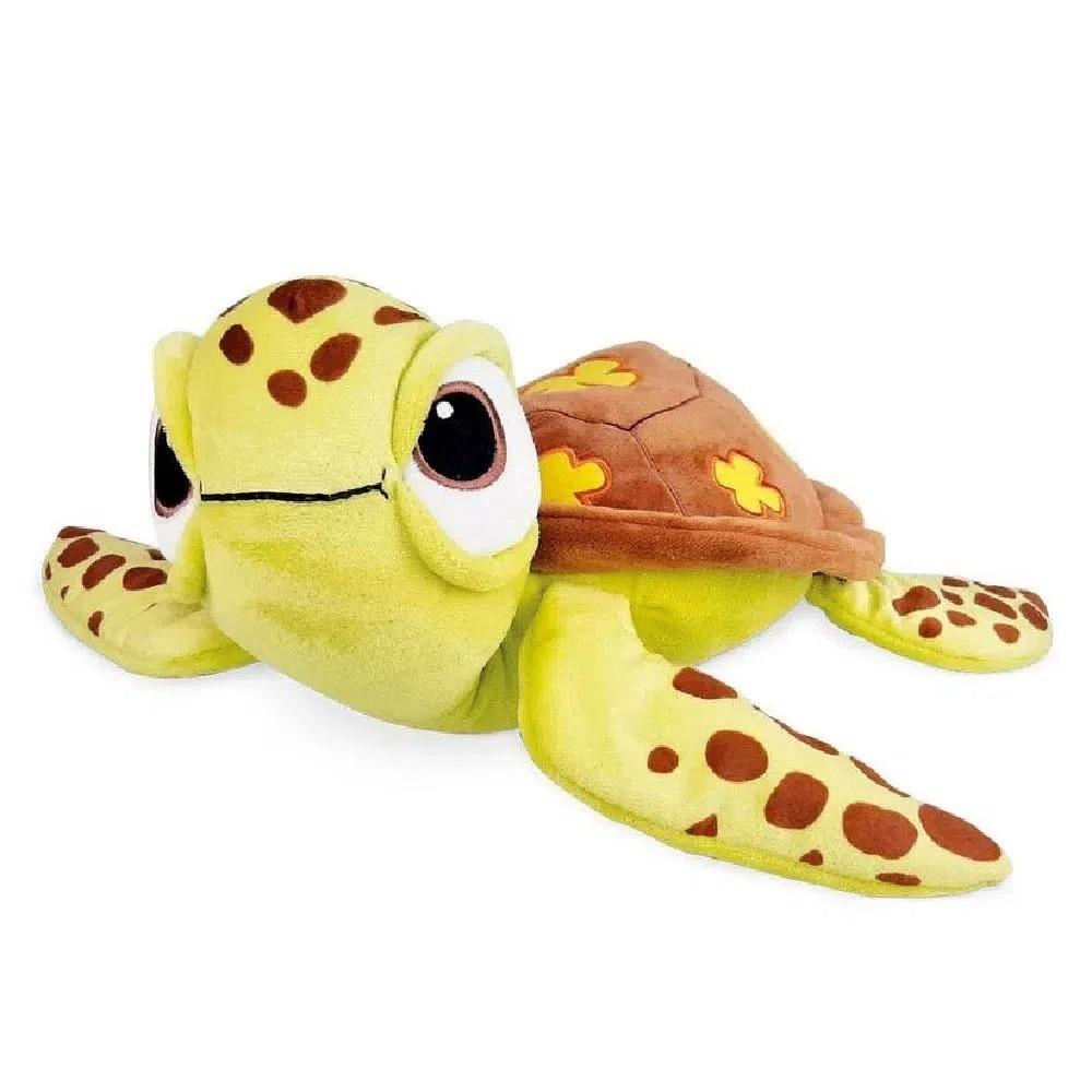 Pelúcia Disney Esguicho Squirt Tartaruga Marinha Procurando O Nemo Fun