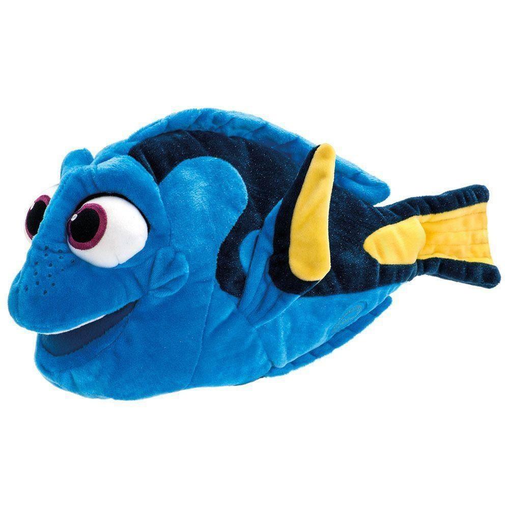 Pelúcia Disney Peixinha Dory Procurando O Nemo 35cm Original Fun
