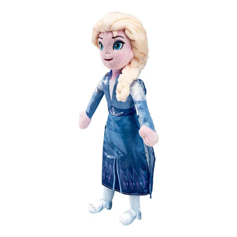 Pelúcia Elsa Frozen Disney 35cm