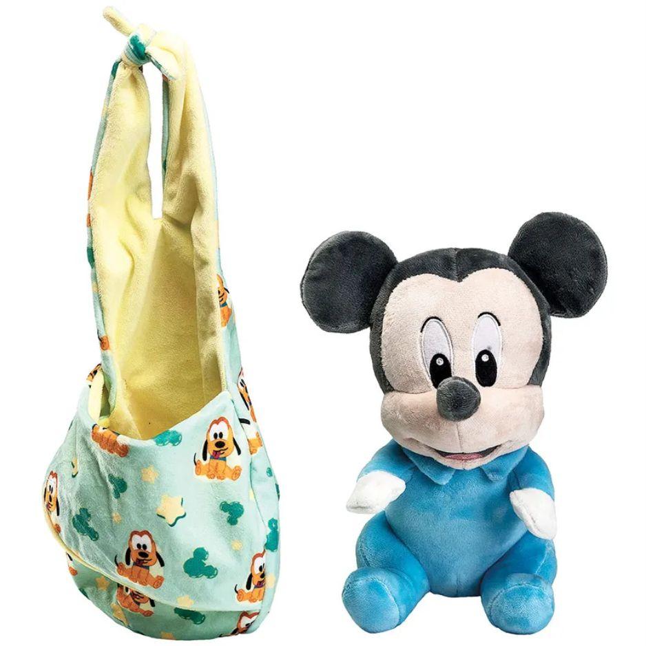 Pelúcia Mickey Baby Disney 25cm