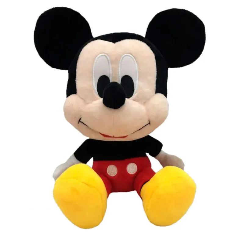 Pelúcia Mickey Big Head Disney 22cm