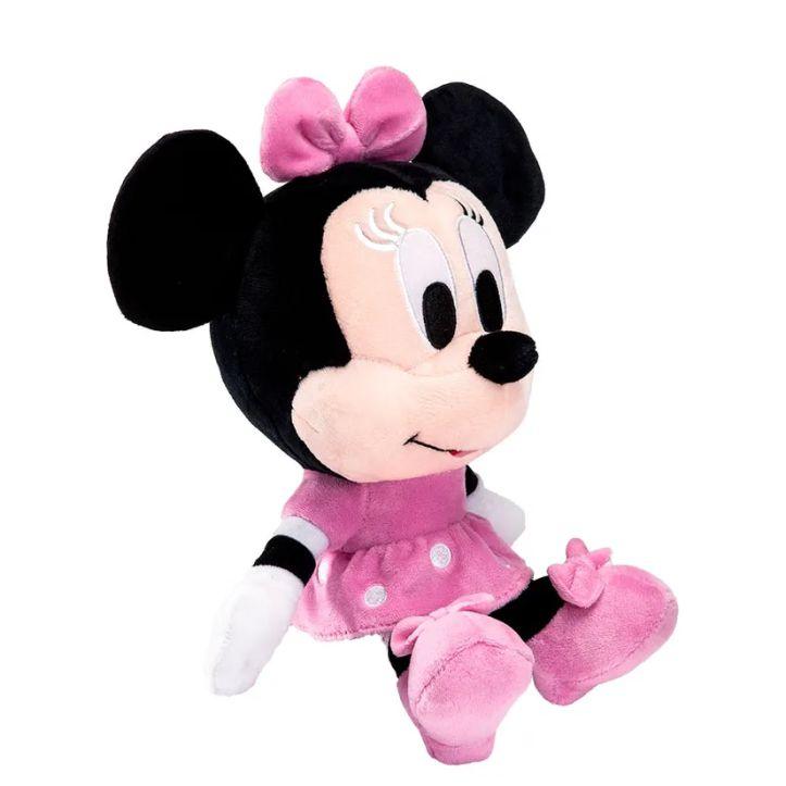 Pelúcia Minnie Big Head Disney 22cm