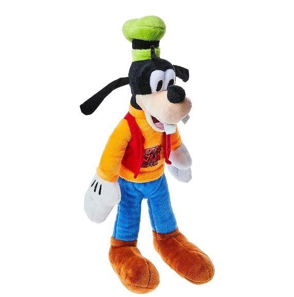 Pelúcia Pateta 28 Cm Com Som Disney Multikids