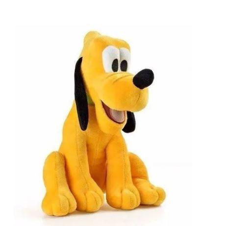 Pelúcia Pluto Com Som 38 Cm Disney Multikids