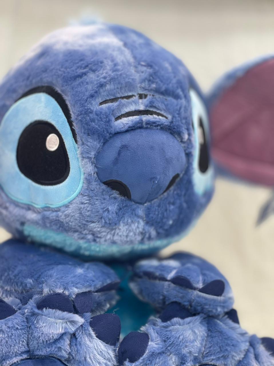 Pelúcia Stitch Big Feet 45 cm Disney Fun
