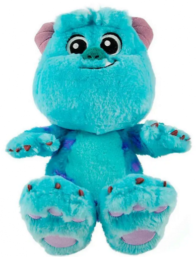 Pelúcia Sulley / Sullivan Big Feet Disney 30cm Monstros SA