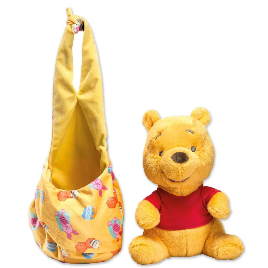Pelúcia Ursinho Pooh Baby Disney 25cm