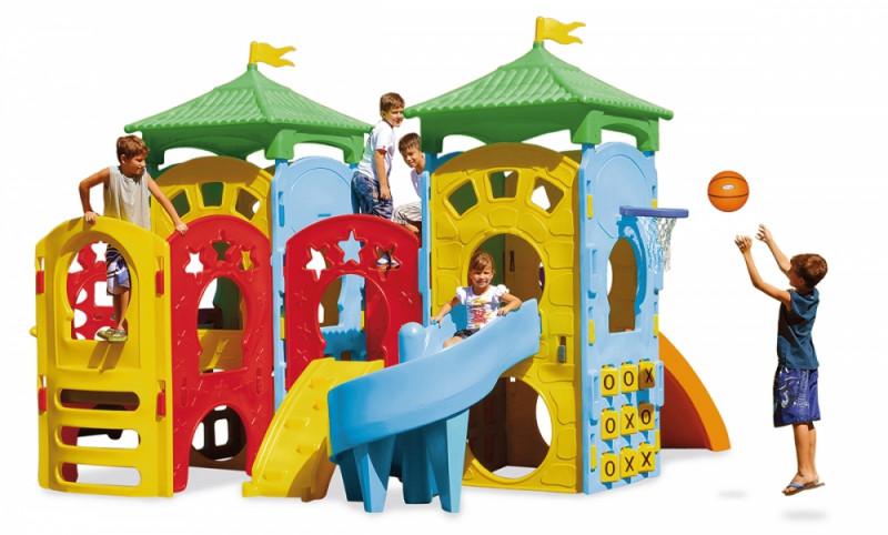 Playground Infantil Modular Adventure Xalingo