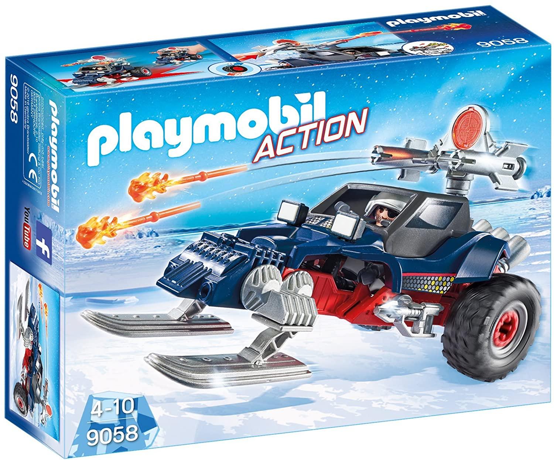 Playmobil Pirata do Gelo Com Motor 9058 Sunny