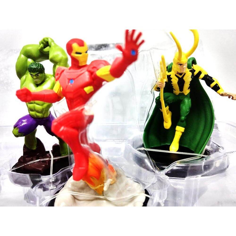 Playset Bonecos Marvel Avengers Thor Domo  Sunny