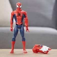 SPIDER-MAN TITAN HERO POWER FX VINGADORES  E3552 HASBRO
