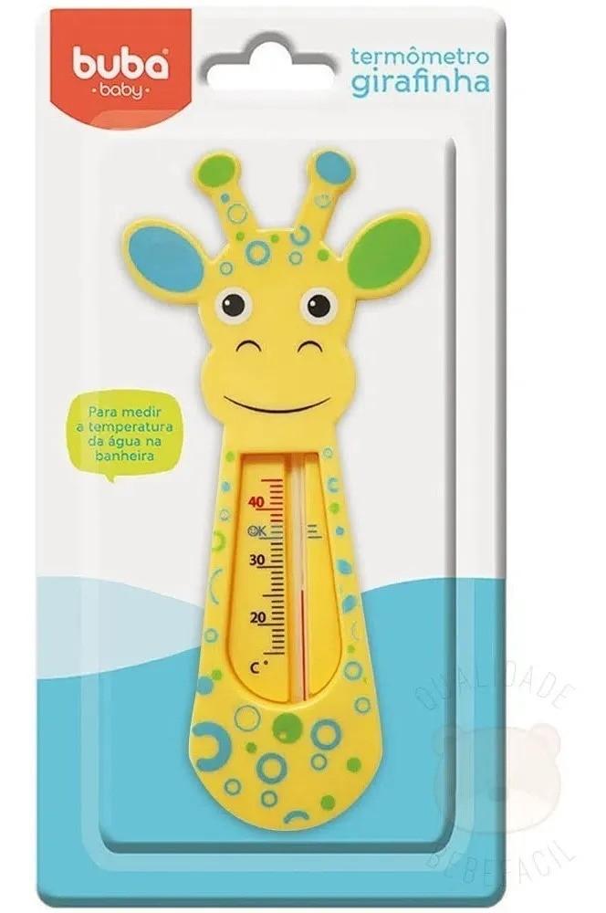 Termômetro Para Banheira Girafinha Buba