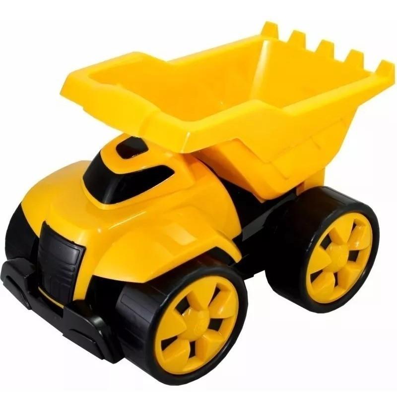 Trator e Caminhão - Combo 2 Construction Cardoso