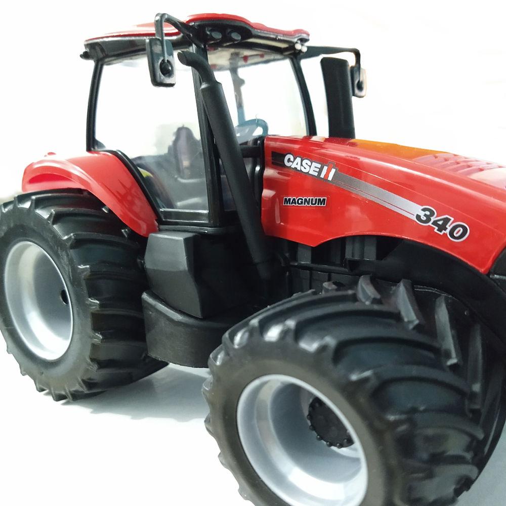 Trator Magnum Case 340 Agriculture Usual Brinquedos