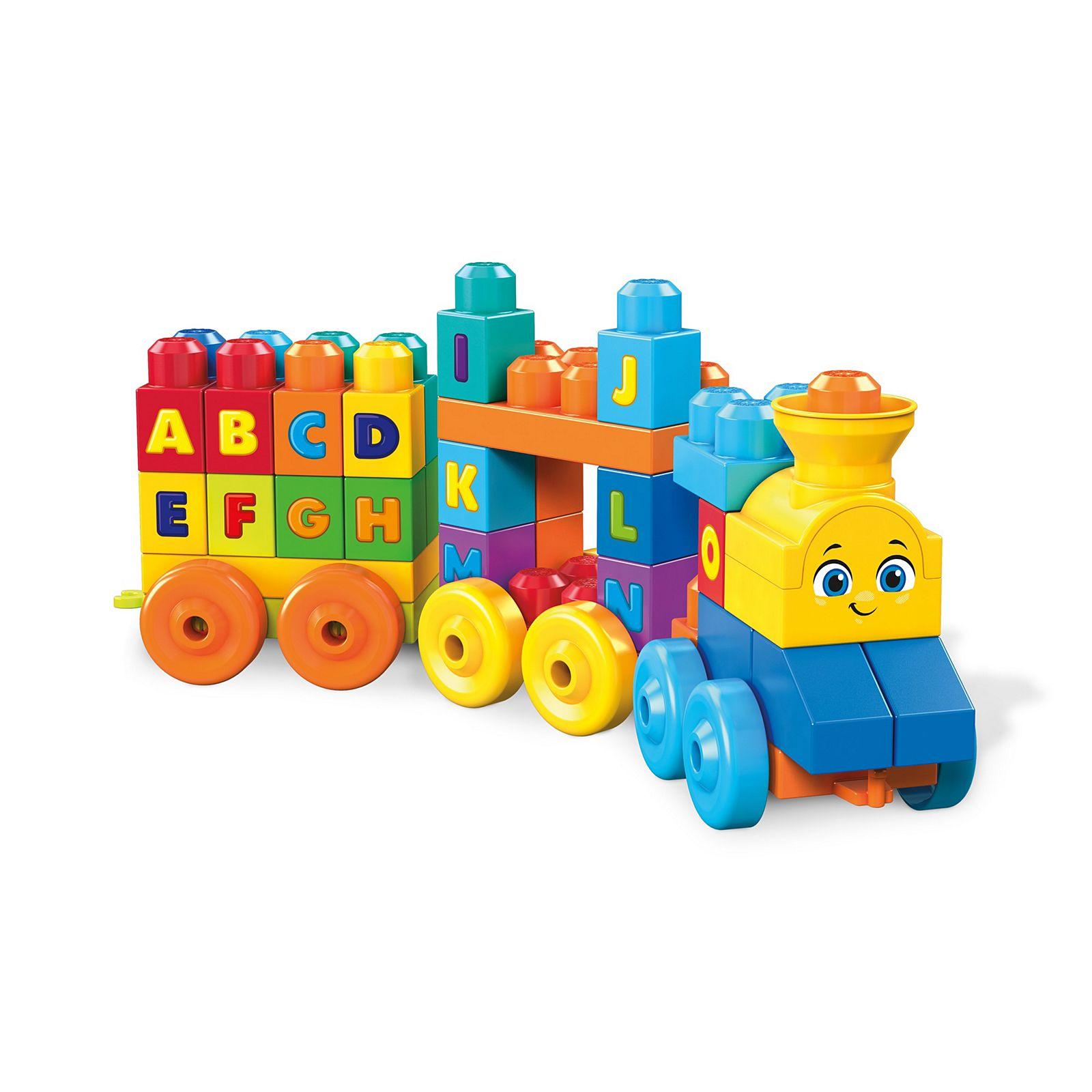 Trenzinho Musical Blocks Alfabeto Divertido FWK22 Fisher-Price