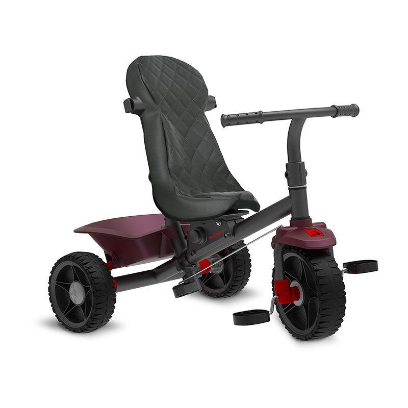 Triciclo Smart Reclinável (Vinho)  Bandeirante