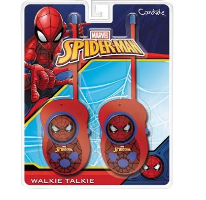 Walkie Talkie Homem-Aranha Candide