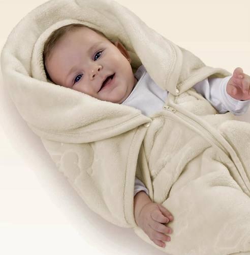 Manta Bebê Baby Sac Jolitex Saco De Dormir Cobertor Jolitex