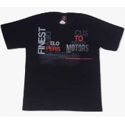 Camiseta Plus Size Masculina Xg G1 G2 G3 Extra Grande Big