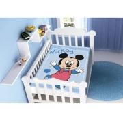 Cobertor Mickey Disney Infantil Bebê Não Alérgico