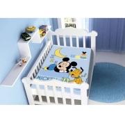 Cobertor Mickey Disney Infantil Berço Não Alérgico