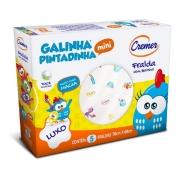 Fralda Galinha Pintadinha 100% Algodão Caixa Com 5 Fraldas