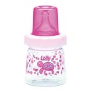 Mamadeira Baby Big Oceano Bico R 150ml Rosa Lolly