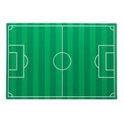 Tapete Infantil Campo De Futebol 70cmx100cm Antiderr Jolitex
