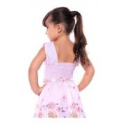 Vestido Princesa Festa Casamento Formatura Infantil