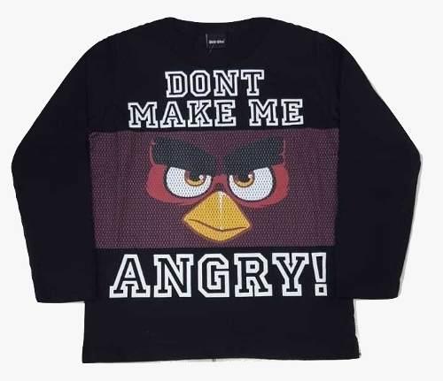 Camiseta Angry Birds Original