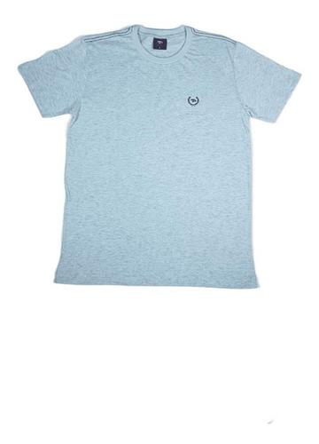 Camiseta Baby Look Adulto Masculino Basica Um Detalhe