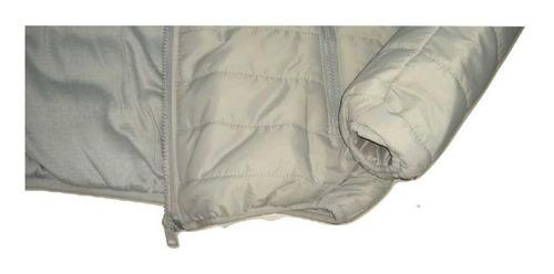 Jaqueta Adulto Puffer Super Confortável Corta Vento Capuz